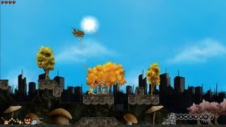 A Valley Without Wind 2 - Slinging Fireballs in the Park
