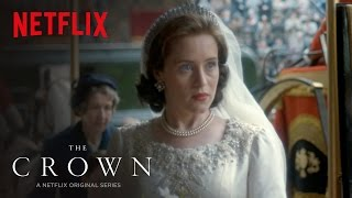 Repeat youtube video The Crown | Featurette: Fashion | Netflix