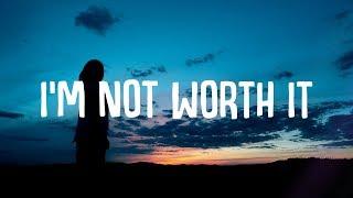 NEFFEX - I'm Not Worth It (Lyrics) Deepend Remix