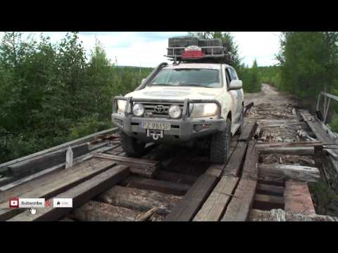 Extreme Siberia BAM Road Expedition part 2/6 WEB / TV series