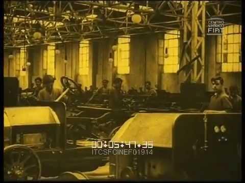 Le officine della Fiat (corso Dante) \ 1911 \ mut vV
