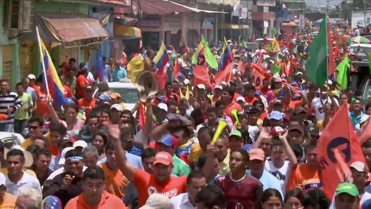 Miles y miles con Capriles - Capriles Radonski Presidente