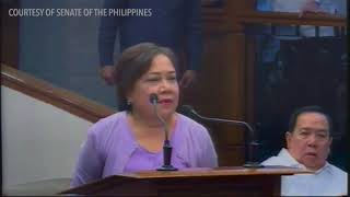 Villar: I was told Bam Aquino, Risa Hontiveros keen on destroying majority