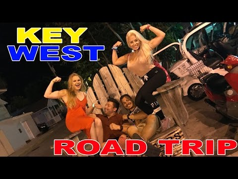 Key West Roadtrip. Key Lime Pie, Florida Keys, Overseas Highway. KamFIT Vlogs