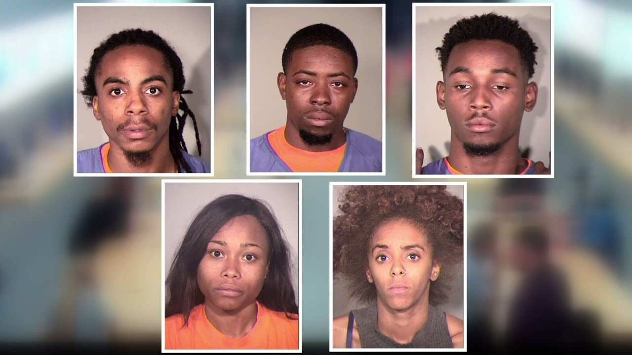 5 arrested – 1 from Fresno – in SoCall Apple Store robbery