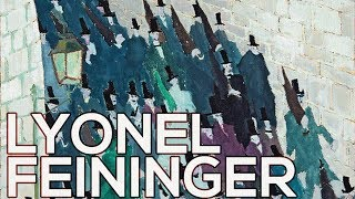 Lyonel Feininger: A collection of 142 works (HD)