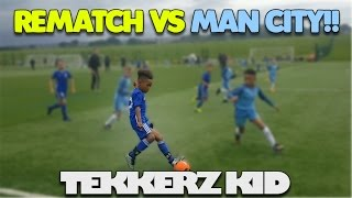 One of Tekkerz kid's most viewed videos: I Played Man City Again!! | Game Footage!! | A Typical Saturday Vlog!!