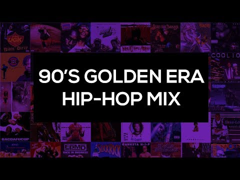 90's golden era hip-hop mix featuring DJ Premier, Jay-Z, Nas, Mobb Deep, The Pharcyde