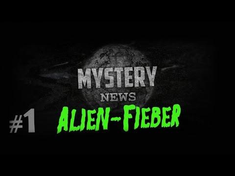 ALIEN-FIEBER - Mystery News #1 - Alien Handy - Sternenkriege - neue Mystery Serie