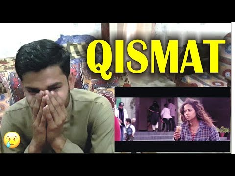 Pakistani React On Qismat Song : Ammy Virk, Sargum Mehta : Latest Punjabi Songs
