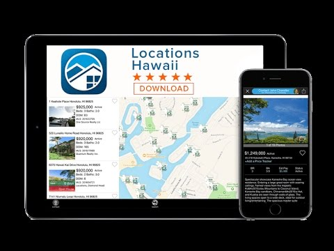 An App for Finding Homes in Hawaii - Locations LLC - Brandon Lau