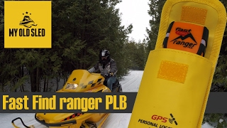 Fast Find Ranger - Emergency Beacon, Review for Snowmobilers