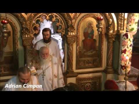 Mănăstirea Nicula - Sf. Liturghie a Sf. Ioan Gură de Aur