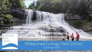 Watershed Ecology Field School 2021