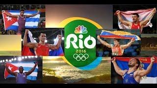 Греко-римская борьба на  Олимпиаде в Рио-2016. Результаты. Видео.(Поддержи наш канал подпиской: https://www.youtube.com/watch?v=bM716lelZak Греко-римская борьба. Летние Олимпийские игры Рио-2016...., 2016-08-17T22:49:52.000Z)