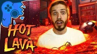 Hot Lava | Havin' A Bash!