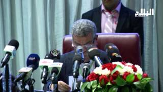 """سعداني يخرج من المؤتمر العاشر ل"""" الأفلان """" بالأغلبية في حكومة سلال  -EL BILED TV -"""
