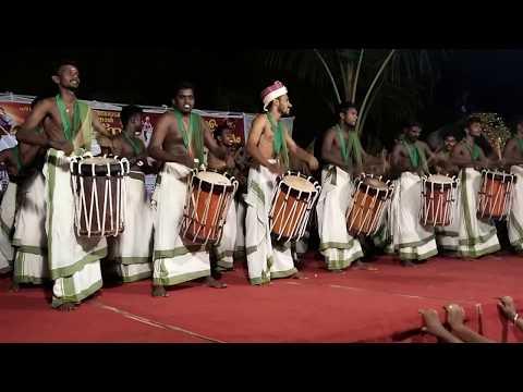 Sariga shinkarimelam in NAVARATNA SINGARIMAMAGATHIL 2015