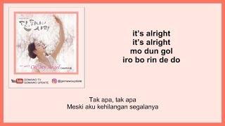 CHAI - OH MY ANGEL (OST. Angel's Last Mission: Love) Easy Lyrics + Indo Sub by GOMAWO