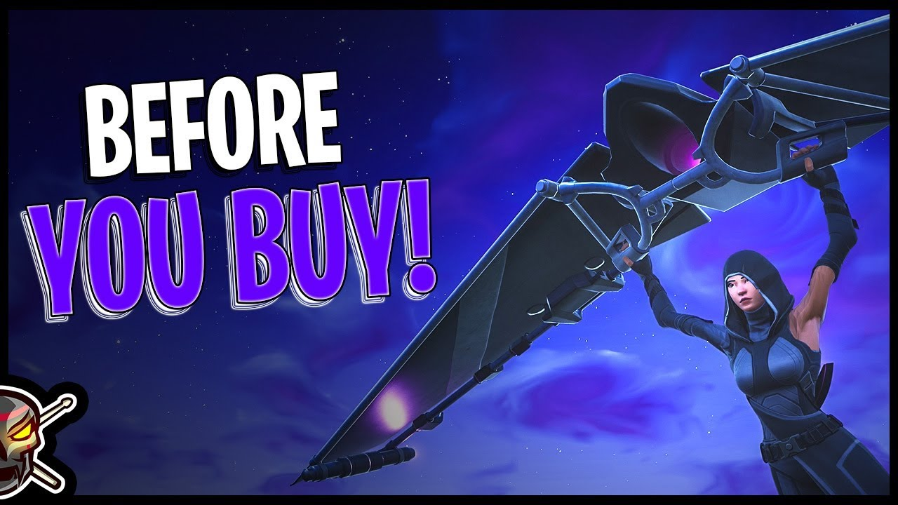 Fate Fated Frame Harvesting Tool Split Wing Glider Before You Buy Fortnite