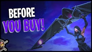 Fate | Fated Frame Harvesting Tool | Split Wing Glider - Before You Buy - Fortnite