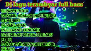 Download lagu Dj lagu terambyar full bass-banyu moto