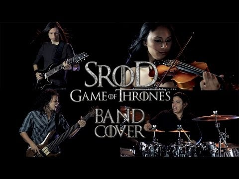 ★ Game of Thrones - Rock / Metal Band Cover