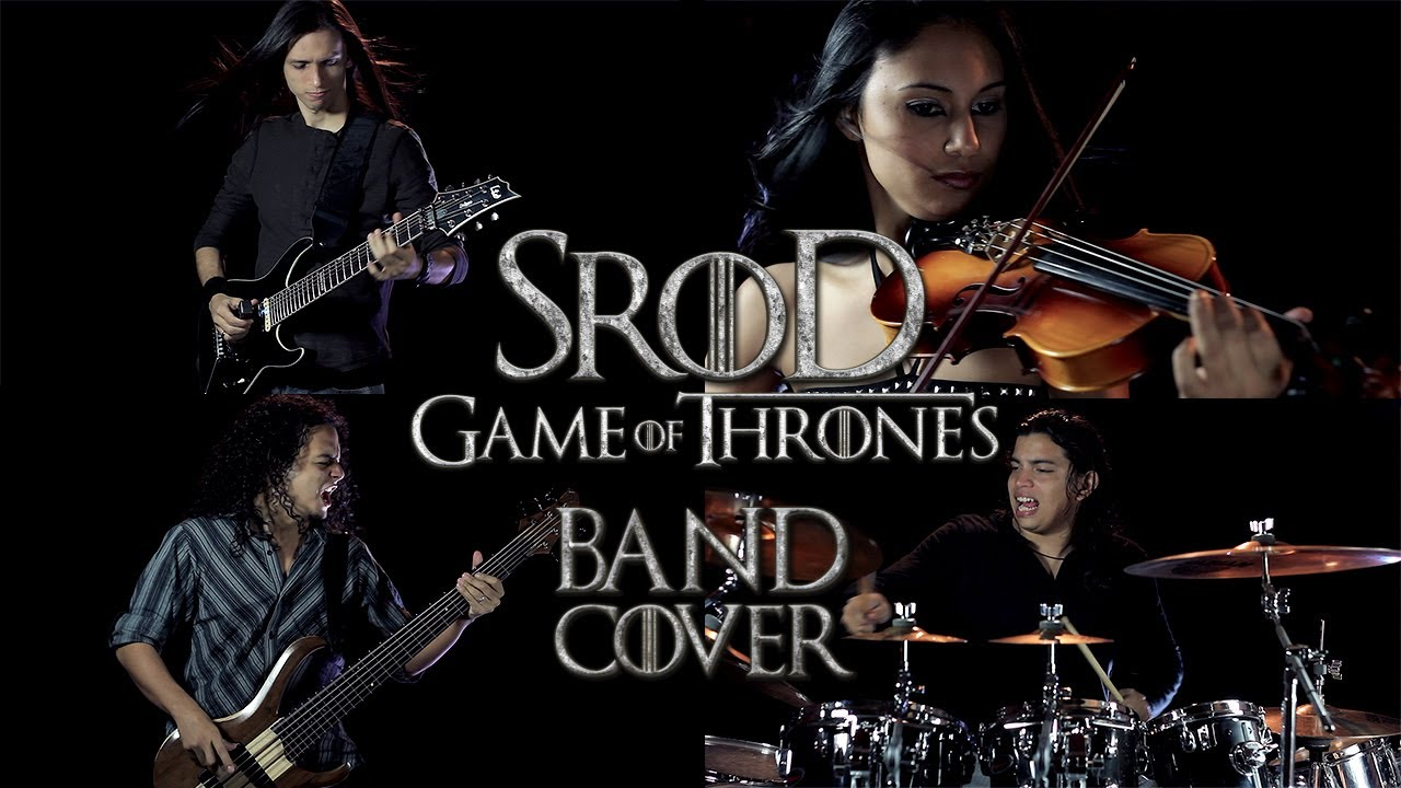 Rock Music Cover Game Of Thrones Rock Metal Band Cover