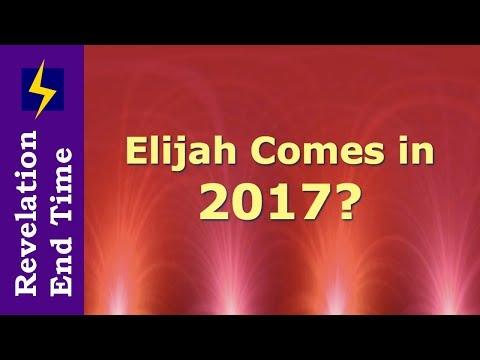 Is ELIJAH Coming in 2017? It's Hebrew Year 5777!