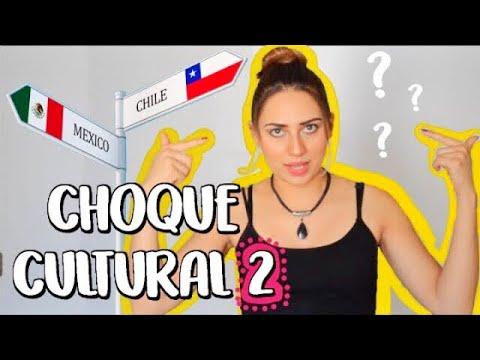 CHOQUE CULTURAL 2 | Diferencias México-Chile | Salma Gayro