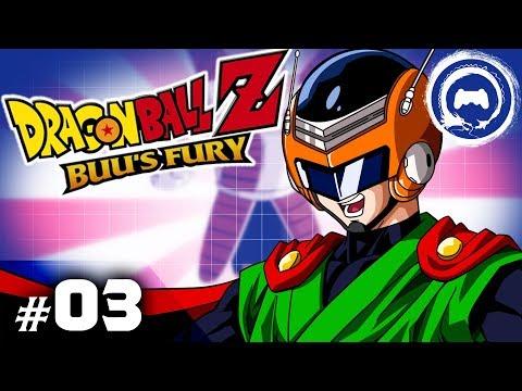 Dragon Ball Z: Buu's Fury Part 3 - TFS Plays