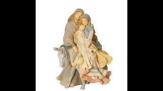 큐빅 당나귀성가정  - 가톨릭성물