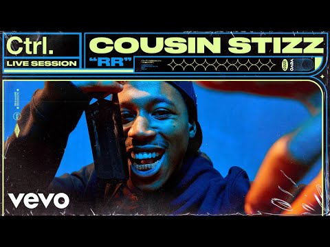 Смотреть клип Cousin Stizz - Rr