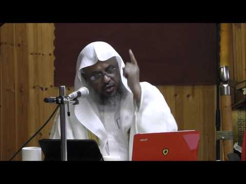 "Question to Shaykh Muhammad: Do you corporate with the ""Hizzbes""?"