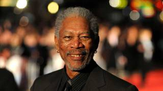 Young hollywood has the pleasure of sitting down with legendary morgan freeman on eve his receiving cecil b. demille lifetime achievement awar...