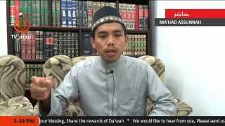 Kissa Sin Rasul Saw 17 Sheikh Jomar Naing Tausug