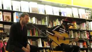 Kasabian - Stevie (acoustic version) live, Roma 9th June 2014