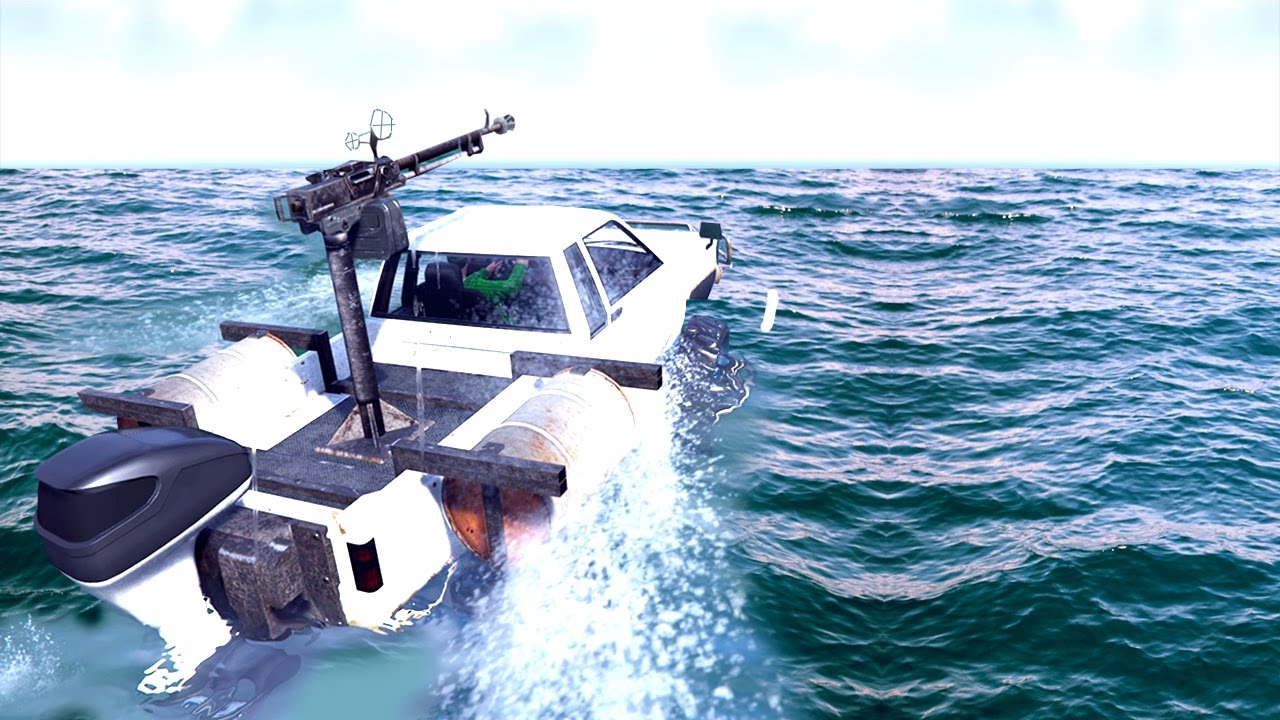 Extreme 5 000 000 Boat Car Gta 5 Dlc Import Export Youtube