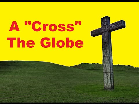 """A """"Cross"""" the Globe: a collection of crosses from across the USA and other countries"""