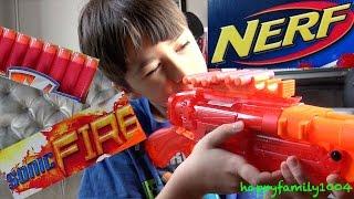 RobertAndre's Nerf NStrike Elite Sonic Fire Barrel Break IX2 Blaster