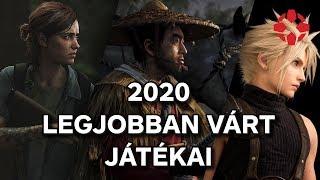 2020 legjobban várt játékai