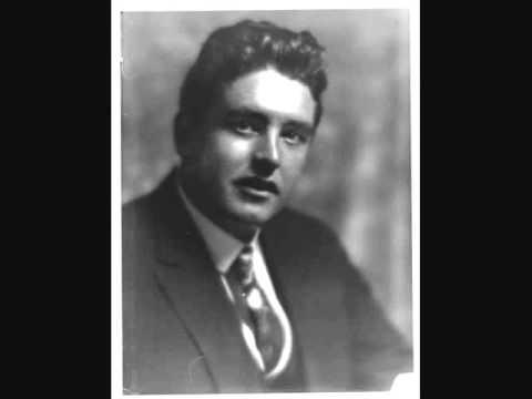 John McCormack - A Little Bit of Heaven (1915)