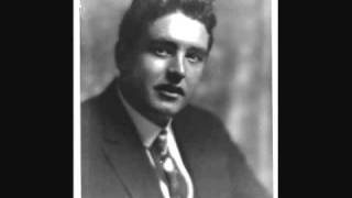 John McCormack - A Little Bit of Heaven (1915)