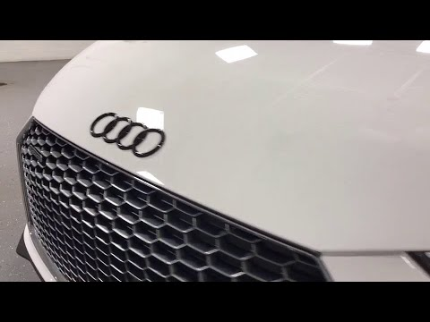 2017 Audi R8 Coupe Lake forest, Highland Park, Chicago, Morton Grove, Northbrook, IL AP7876