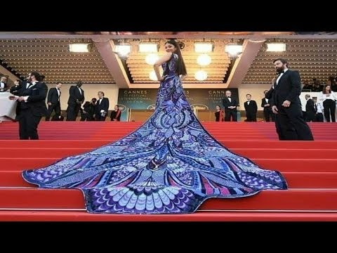 Aishwarya Rai Bachchan In Michael Cinco At Cannes 2018 Red Carpet On Her Day 1 Mp3