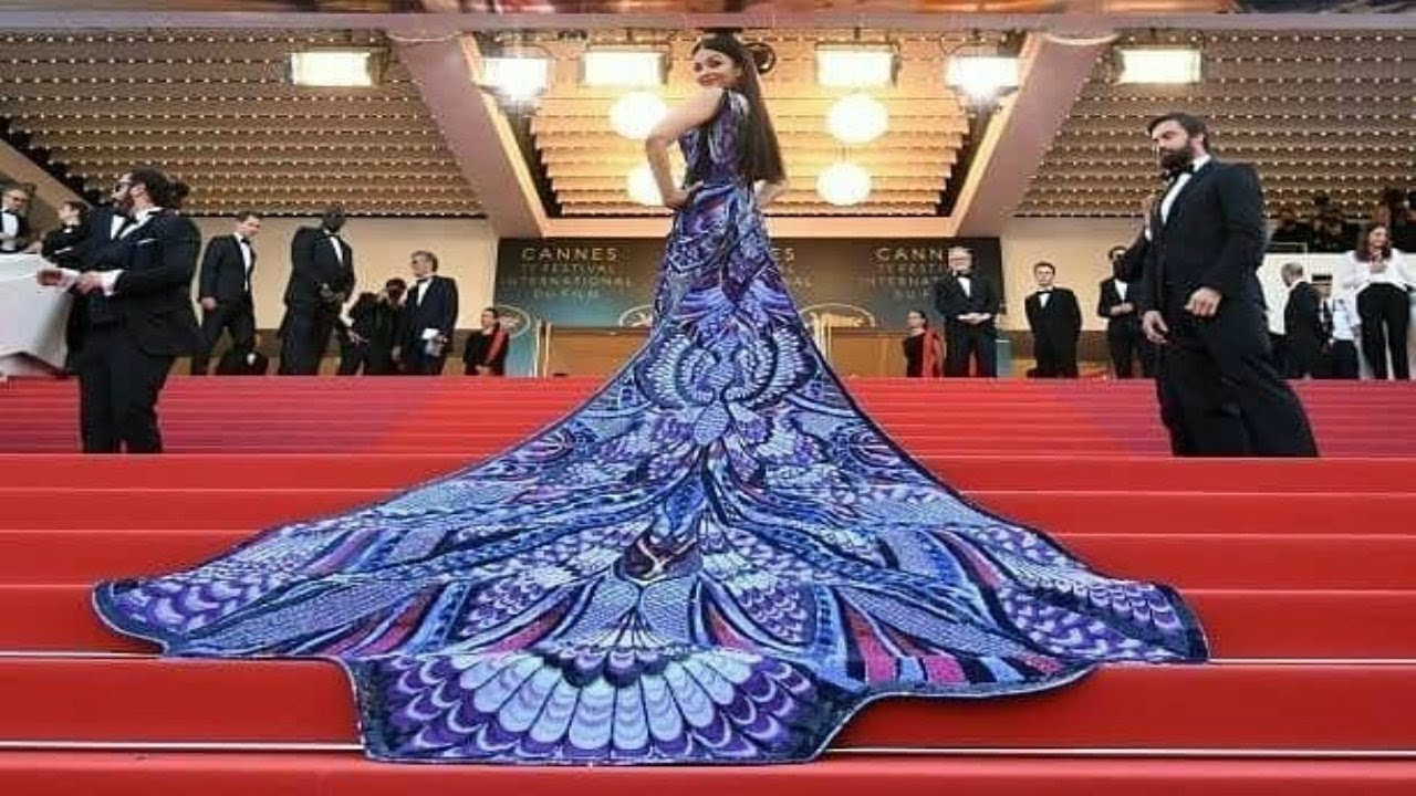 Image result for aishwarya on cannes