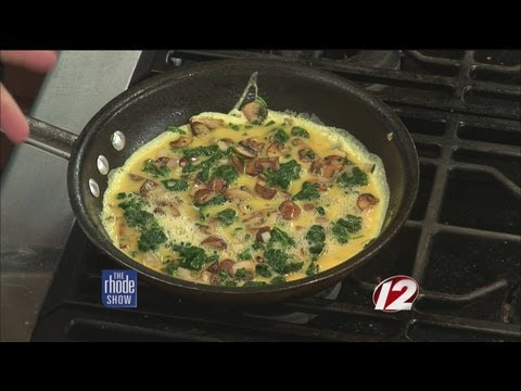 In The Kitchen: Spring Vegetable Frittata