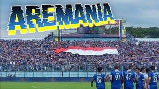 AREMANIA IN ACTION | AREMA FC VS INDONESIA U22 | 10/2/2019