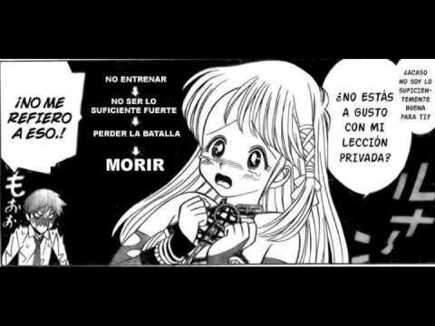 Rosario + Vampire manga segunda temporada cap 15 2/2 - YouTube