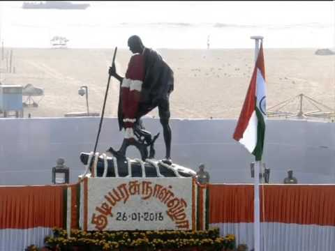 REPUBLIC DAY PARADE 2016 MARINA